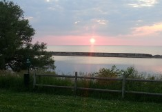 Oswego Sunset