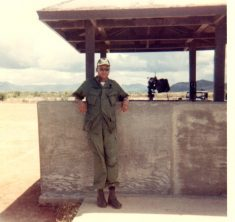 Dad in Vietnam
